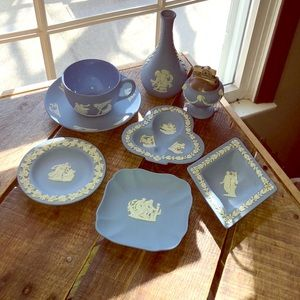 6pc. Wedgewood Collection from 1950s